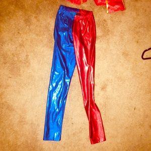 Pants - Harley Quinn leggings